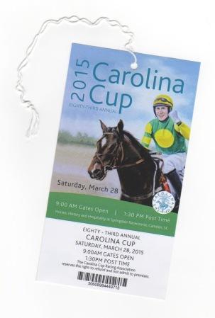 carolina cup ticket